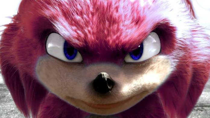 Paramount (Knuckles) ¿Sonic 2?