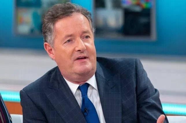 Piers Morgan (Coronavirus Challenge)