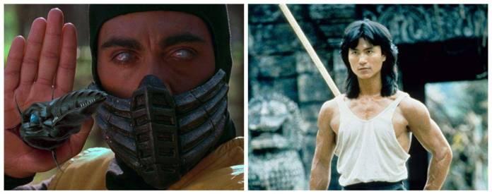 Scorpion & Liu Kang (Mortal Kombat)