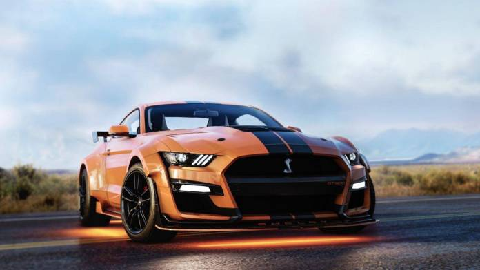 the crew 2 inner drive mustang 2020