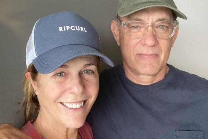 ¡Tom Hanks y Rita Wilson son dados de alta de coronavirus! 1