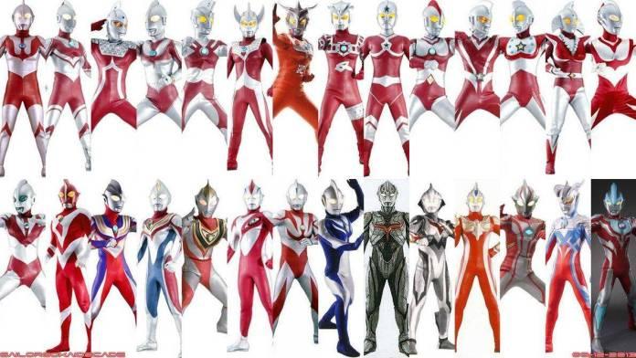 Historia de Ultraman