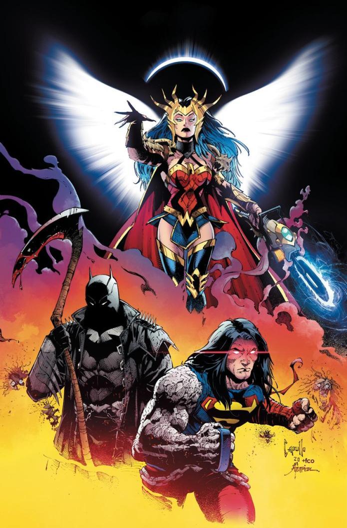"""DC Comics presenta al """"Batman Dinosaurio""""... ¿Por qué no? 8"""