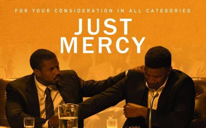 just mercy buscando justicia