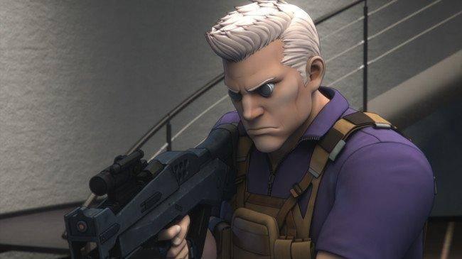 Ghost in the Shell: SAC_2045 revela imágenes de personajes principales 2