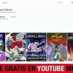 Youtube Películas