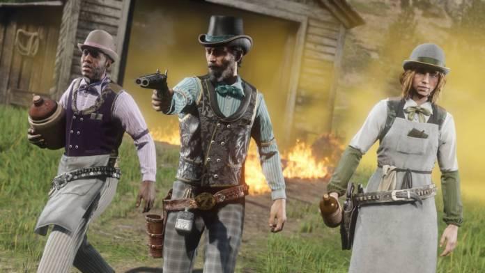 Descuentos locos en Red Dead Online