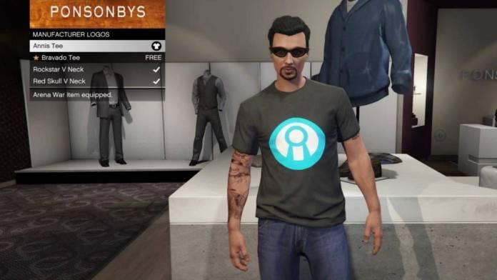 Annis T-Shirt (GTA)