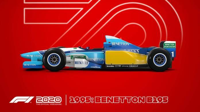 F1 2020 llegará en Julio a PS4, Xbox One y PC 2