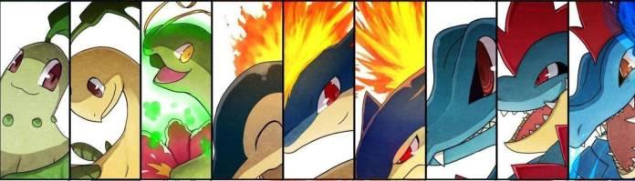 Johto Pokémon