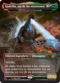 Magic Godzilla