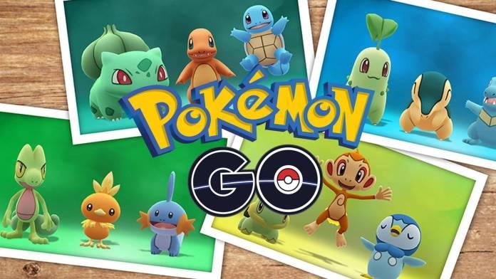 Pokémon Go (Desafio 2020)