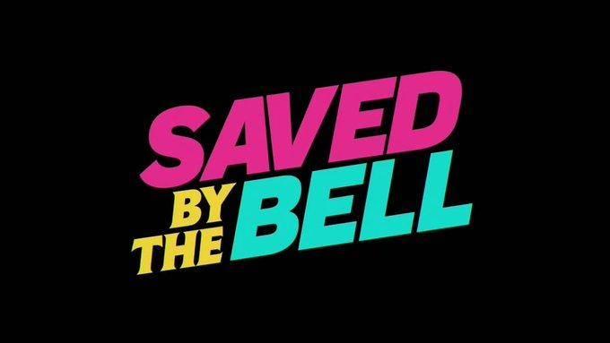Mira el primer avance del reboot de 'Saved by the Bell' 1