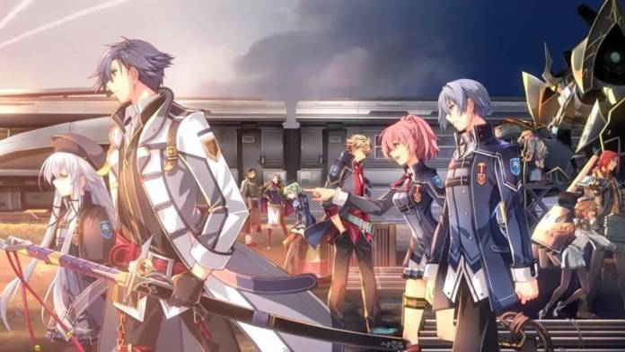 Trails of Cold Steel IV llega a PS4, Nintendo Switch y PC. 1