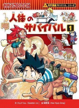Kagaku Manga Survival Manga