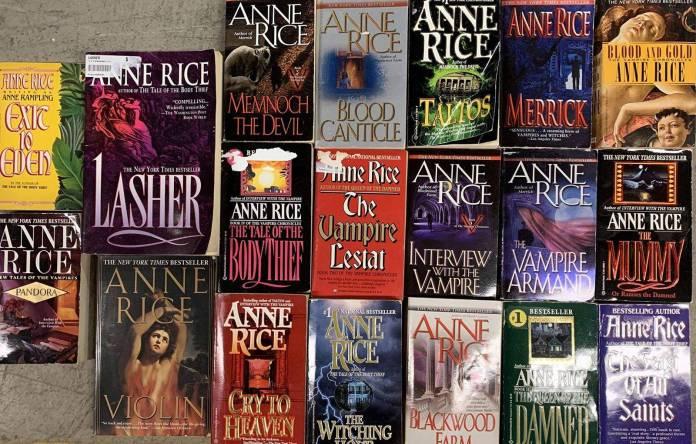 AMC se hace de los derechos de 'Las Crónicas Vampíricas' de Anne Rice 1