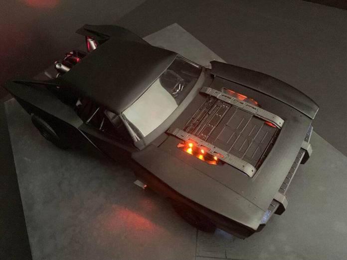The Batman: Mira el arte conceptual del nuevo Batimóvil 3