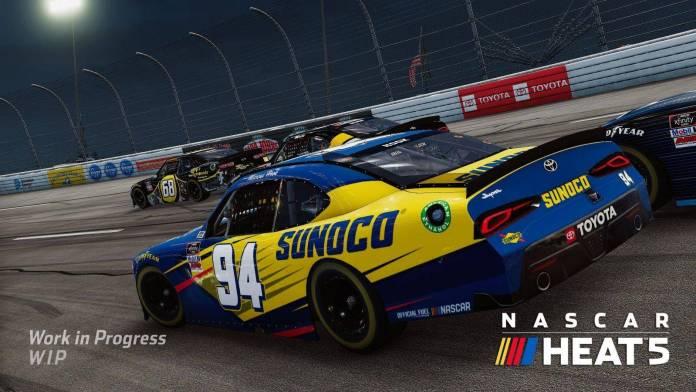 NASCAR Heat 5 presenta su primer avance 2
