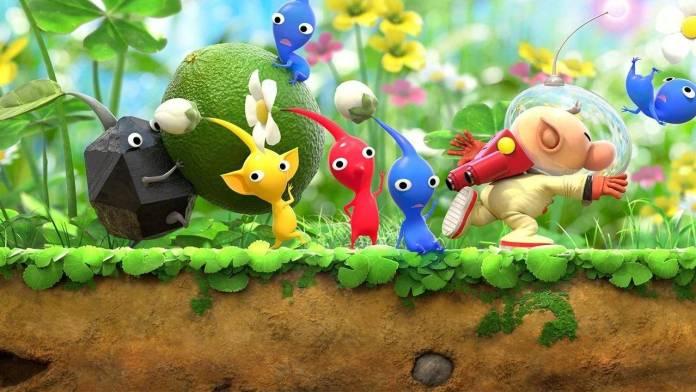 Nintendo Switch: Pikmin