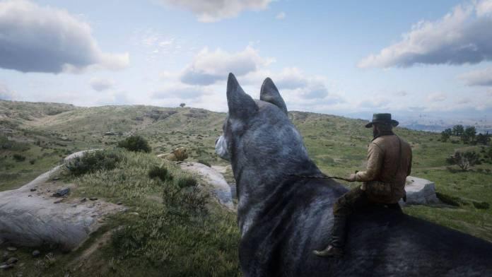 Red Dead Redemption 2 (Lobo)
