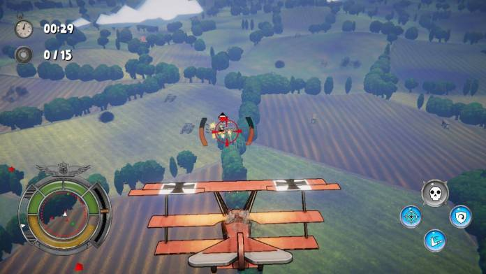 Reseña: Red Wings - Aces of the Sky (Nintendo Switch) 5