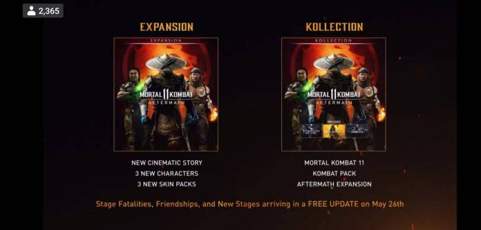 Mortal Kombat 11 Aftermath: ¡Robocop se une al Kombate! 8
