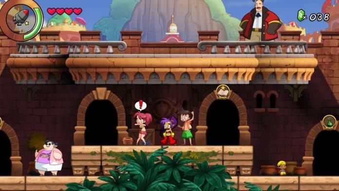 Reseña: Shantae and the Seven Sirens una nueva aventura en pleno 2020 24