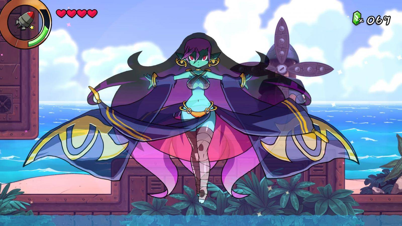 Reseña: Shantae and the Seven Sirens una nueva aventura en pleno 2020 2