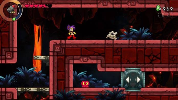 Reseña: Shantae and the Seven Sirens una nueva aventura en pleno 2020 3