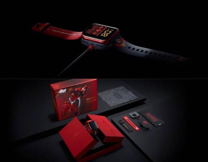 Neon Genesis Evangelion Smartwatch EVA-02