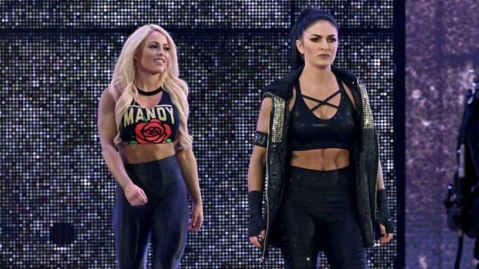 Sonya Deville WWE