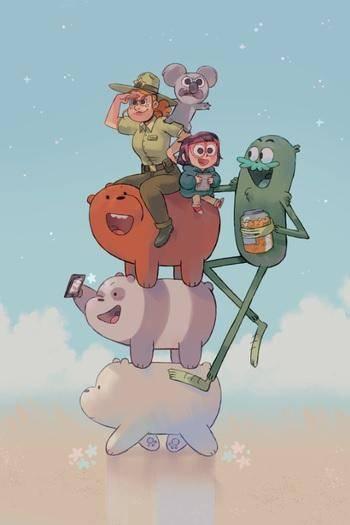 We Bare Bears Personajes