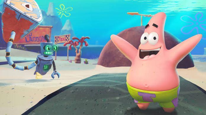 SpongeBob SquarePants: Battle for Bikini bottom Rehydrated revela su multilenguaje. 1