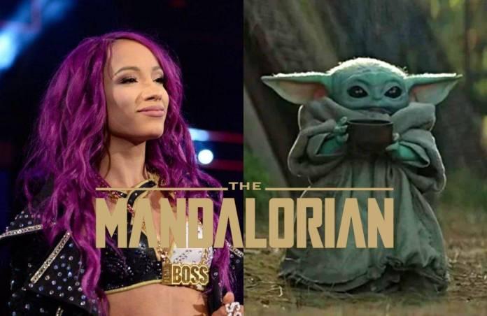 Sasha Banks (The Mandalorian)