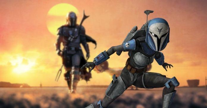 The Mandalorian añade a Katee Sackhoff como Bo-Katan Kryze 1