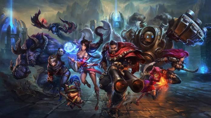 Riot Games League of Legends 2020