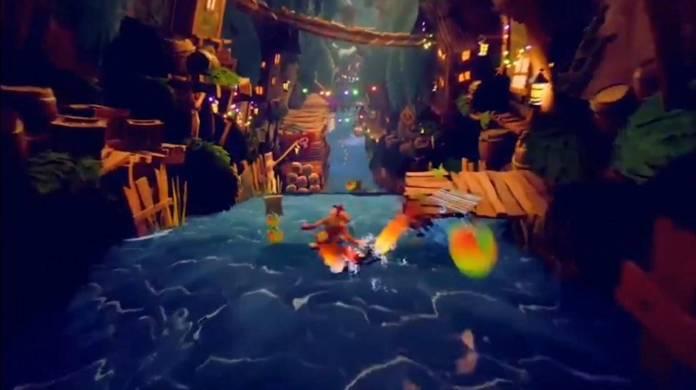 Se filtran imágenes y hasta la fecha de salida de Crash Bandicoot 4: It's About Time 4