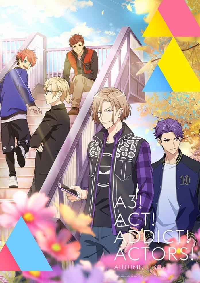 A3! Season Autumn