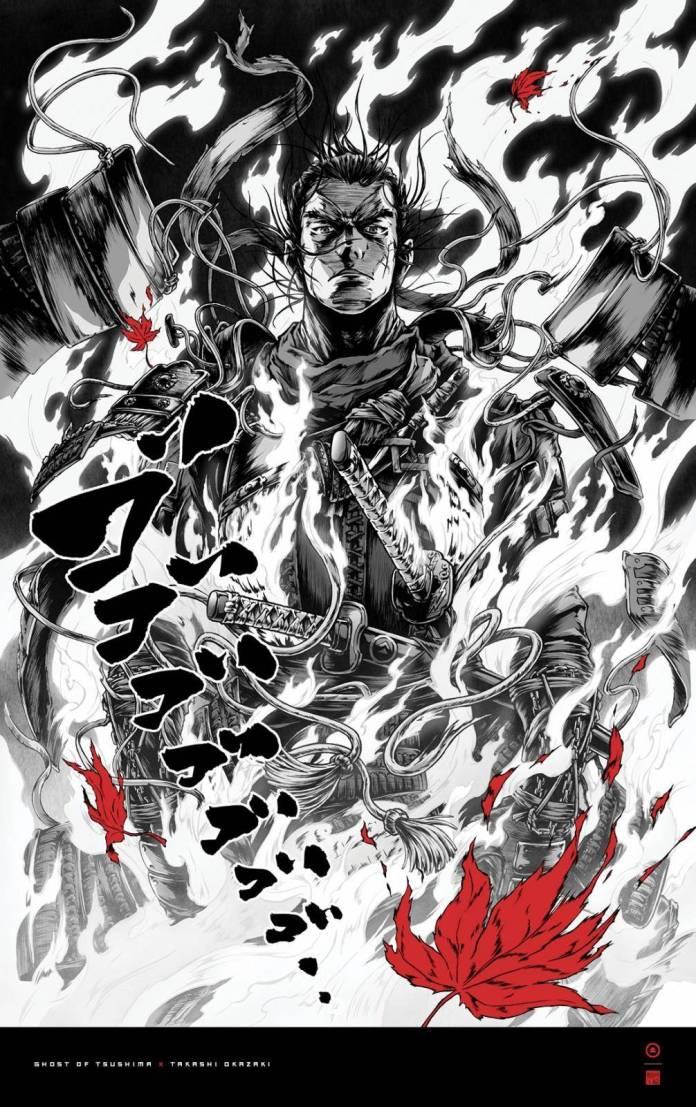 Ghost of Tsushima: Descarga estos 4 pósters especiales gratis 2