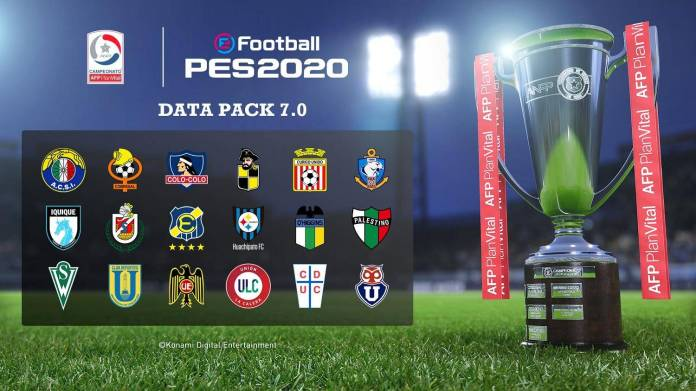 efootball pes 2020 dp 7.0