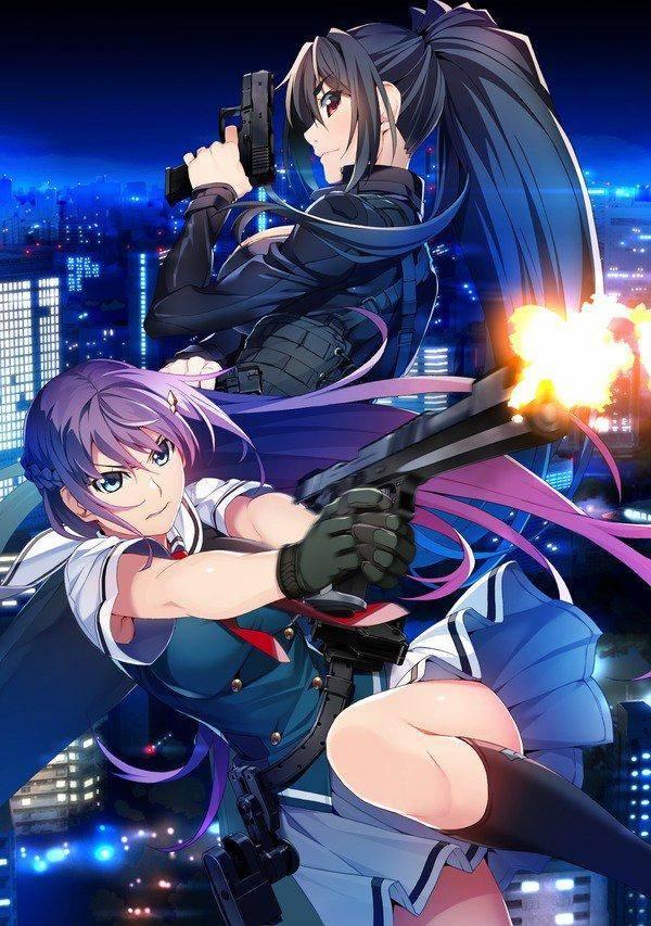 Grisaia: Phantom Trigger 01 & 02 se lanzan para Switch en Junio 1