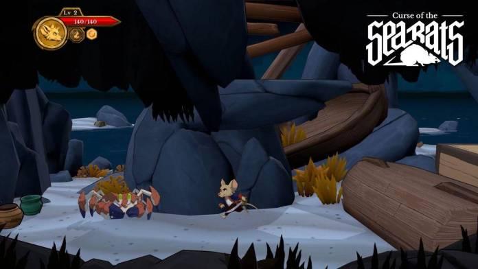 Curse of the Sea Rats ha alcanzado el 100% de su meta kickstarter en pocas horas 2