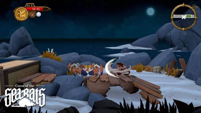 Curse of the Sea Rats comienza su campaña Kickstarter 3