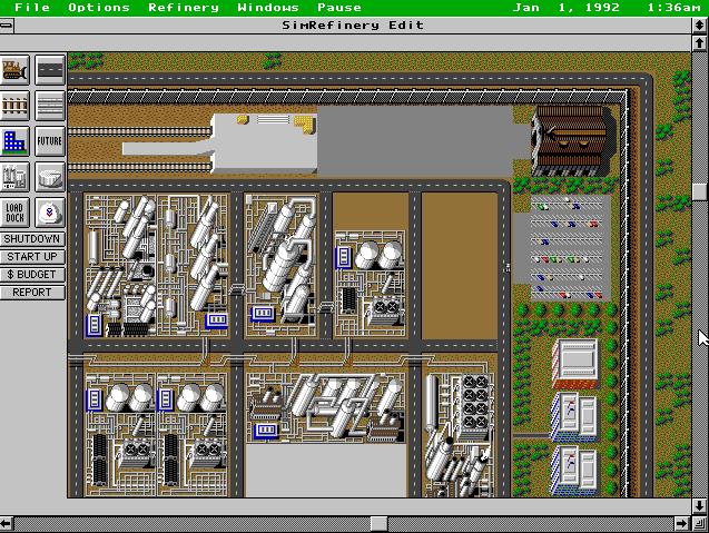 """SimRefinery, el juego """"perdido"""" de Maxis 6"""