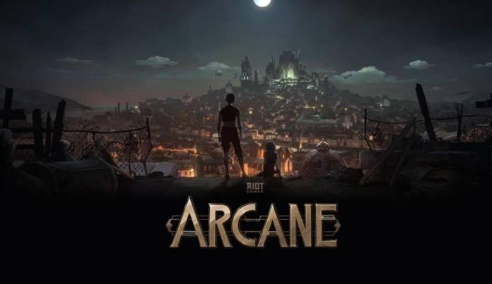 Arcane, la serie animada de Riot Games, llegará en 2021 1
