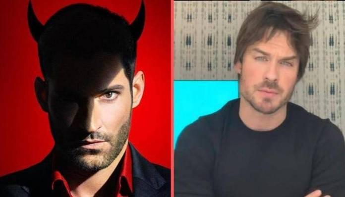 ¿Ian Somerhalder podría reemplazar a Tom Ellis en Lucifer? 2
