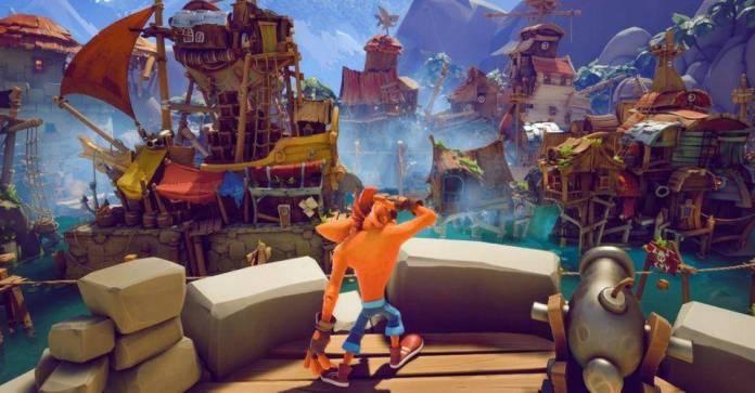 Crash Bandicoot 4 tendrá más de 100 niveles 1