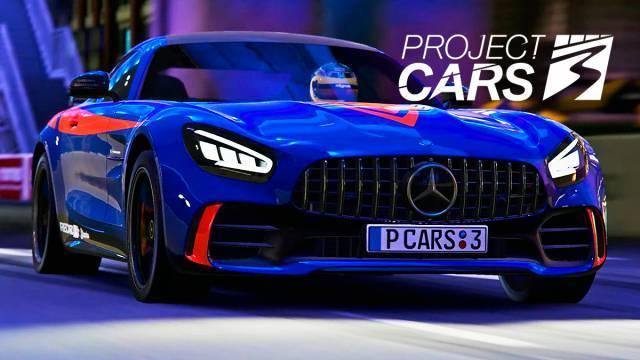 Project CARS 3 llegará este verano 1