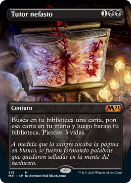 Magic: The Gathering, Basic Collection 2021 3