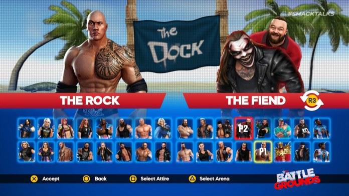 WWE 2K Battlegrounds: Conoce la fecha de salida y el roster oficial 6